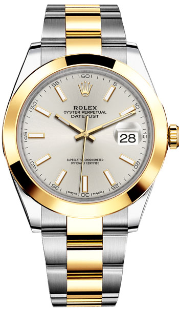 Rolex Datejust Men's Watch Model 126303-0001