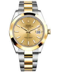 Rolex Datejust Men's Watch Model 126303-0009