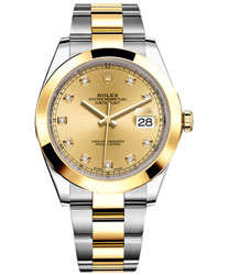 Rolex Datejust Men's Watch Model 126303-0011