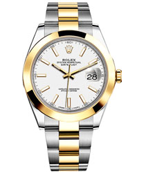 Rolex Datejust Men's Watch Model 126303-0015