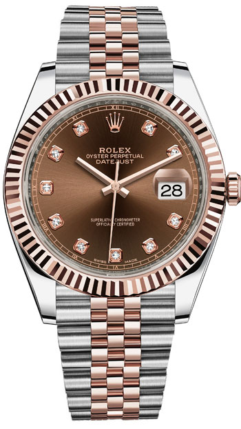 Rolex Datejust Men's Watch Model 126331-CHOCDI