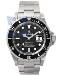 Rolex Submariner Date Men's Watch Model 16610