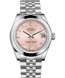 Rolex Datejust Ladies Watch Model 178240-PINK-ROM