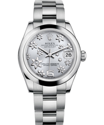 Rolex Datejust Ladies Watch Model 178240-RHODFLOW