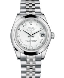 Rolex Datejust Ladies Watch Model 178240-WHITE-ROM