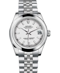 Rolex Datejust Ladies Watch Model 178240-WHITE-STICK