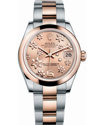 Rolex Datejust Ladies Watch Model 178241-PCHFO