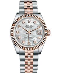 Rolex Datejust Ladies Watch Model 178271-MOPDIA