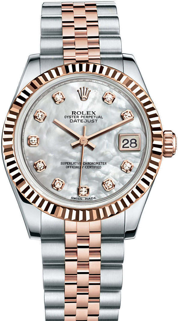 rolex datejust 31mm model 178271 mopdia
