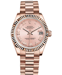 Rolex Datejust Ladies Watch Model 178275-GLDROM