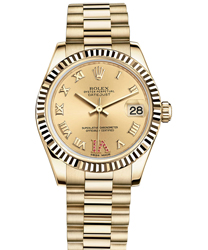 Rolex Datejust Ladies Watch Model 178278-83168-CPRORU