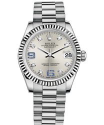 Rolex Datejust Ladies Watch Model 178279 -SILDIA