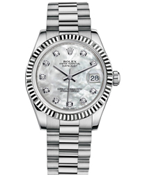 Rolex Datejust Ladies Watch Model 178279-MOPDIA