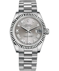 Rolex Datejust Ladies Watch Model 178279-ROMAN