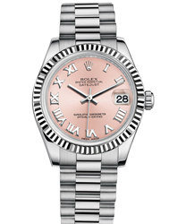 Rolex Datejust Ladies Watch Model 178279-WHTGLD
