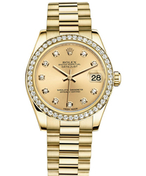 Rolex Datejust Ladies Watch Model 178288-0007