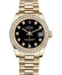 Rolex Datejust Ladies Watch Model 178288-0011