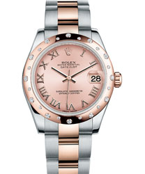 Rolex Datejust Ladies Watch Model 178341-PINKRO