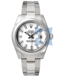 Rolex Datejust Ladies Watch Model 179160WS