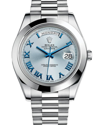 Rolex Day-Date II President Mens Watch Model 218206-0043