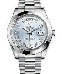 Rolex Day-Date II President Mens Watch Model 218206-0052
