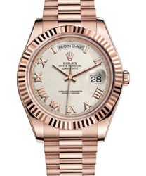 Rolex Day-Date II President Mens Watch Model 218235-0033