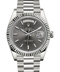 Rolex Day-Date Men's Watch Model: 228239-0002