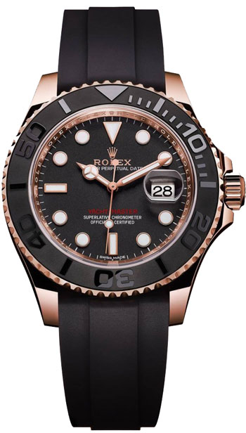 Rolex Yacht-Master Men's Watch Model 268655