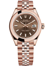 Rolex Datejust Ladies Watch Model 279165-STI