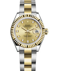 Rolex Datejust Ladies Watch Model 279173-0012