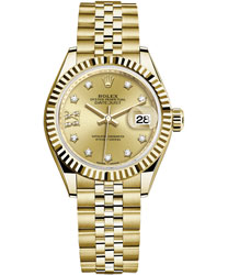 Rolex Datejust Ladies Watch Model 279178-DIA