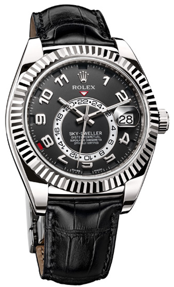 Rolex Sky Dweller Men's Watch Model 326139