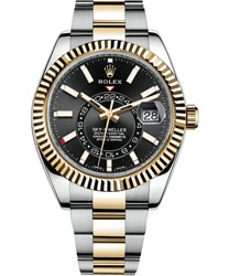 Rolex Sky Dweller Men's Watch Model 326933-0002