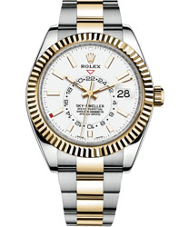Rolex Sky Dweller Men's Watch Model 326933-0009