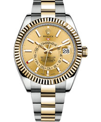 Rolex Sky Dweller Men's Watch Model 326933