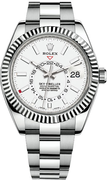 Rolex Sky Dweller Men's Watch Model 326934-0001