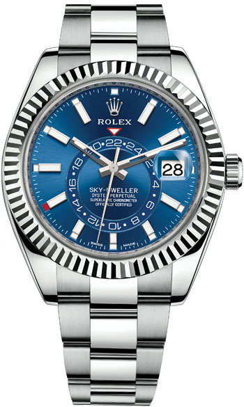 Rolex Sky Dweller Men's Watch Model 326934-0003