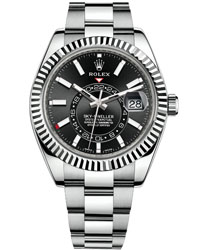 Rolex Sky Dweller Men's Watch Model 326934-0005