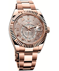 Rolex Sky Dweller Men's Watch Model: 326935