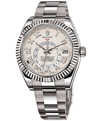 Rolex Sky Dweller Men's Watch Model 326939