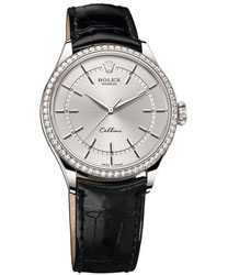 Rolex Cellini Time Men's Watch Model 50709RBR