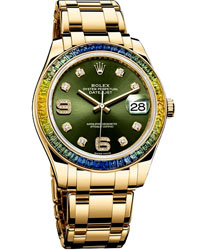 Rolex Pearlmaster Ladies Watch Model 86348SABLV