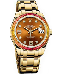Rolex Pearlmaster Ladies Watch Model: 86348SAJOR