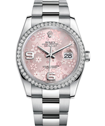 Rolex Datejust Ladies Watch Model 116244-0007