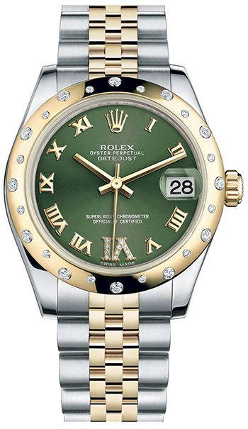 Rolex Datejust Ladies Watch Model 178343-0011