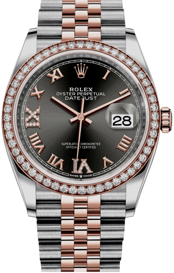 Rolex Datejust Ladies Watch Model 126281RBR