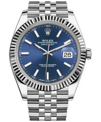 Rolex Datejust Men's Watch Model 126334-0002