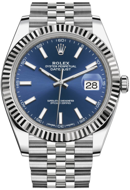 Rolex Datejust 41mm Men's Watch Model: 126334-0002