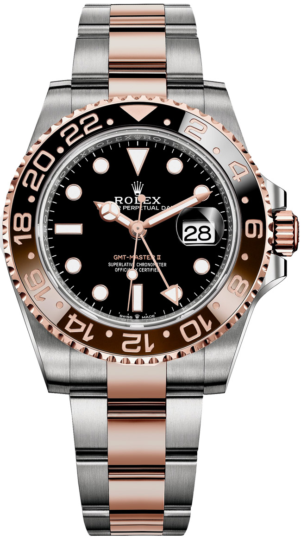 Rolex Gmt Master Ii Men S Watch Model 126711chnr