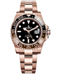 Rolex GMT Master II Men's Watch Model 126715CHNR